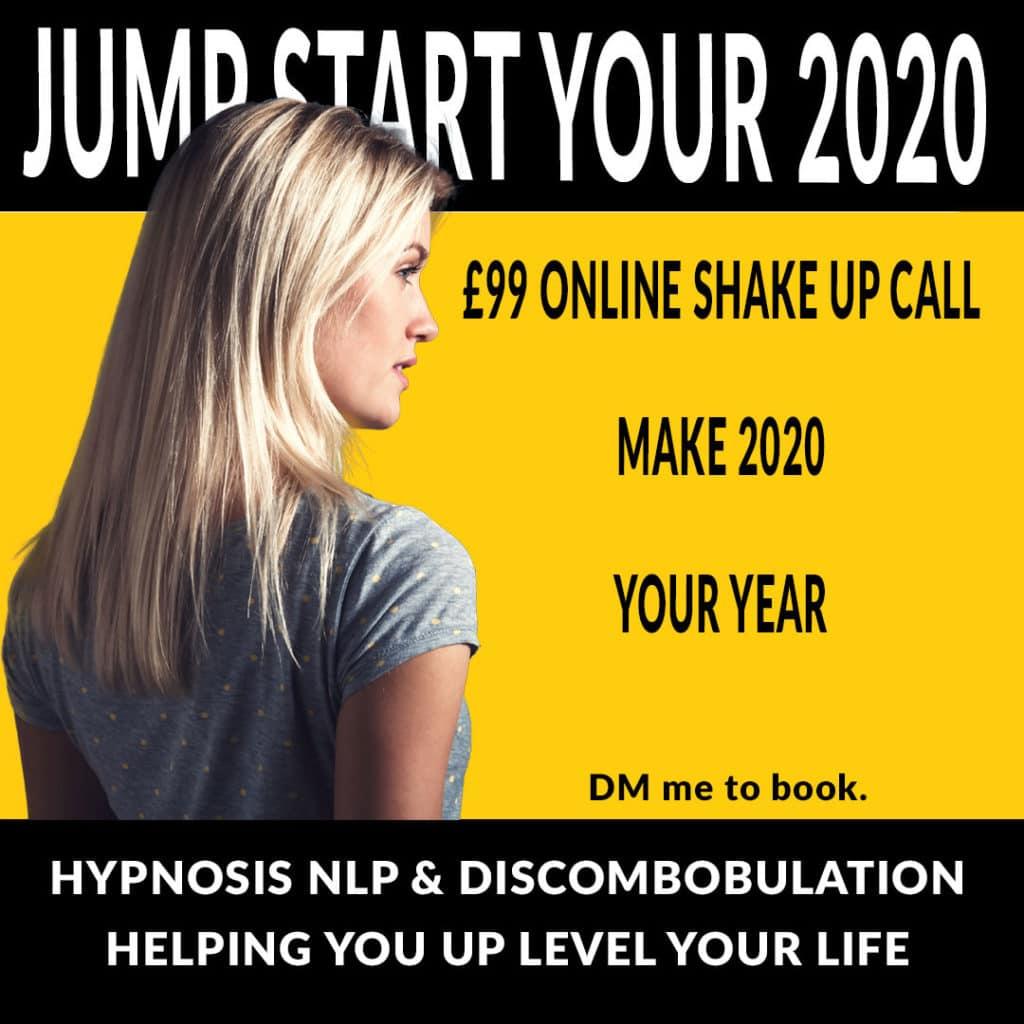 Jump start your 2020